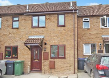 Thumbnail 2 bed terraced house for sale in Devon Drive, Westbury