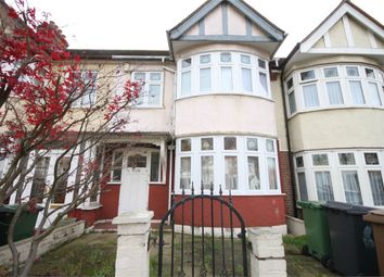 Thumbnail 3 bed terraced house to rent in Greenway Avenue, Walthamstow, London