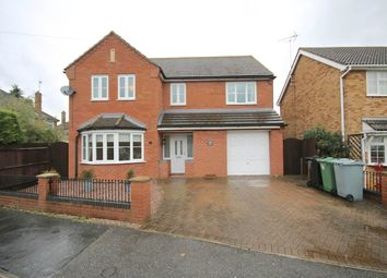 Thumbnail 4 bedroom detached house to rent in Wade Park Ave, Market Deeping, Peterborough