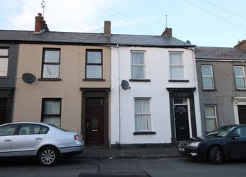 Thumbnail 3 bed terraced house to rent in Balfour Street, Newtownards