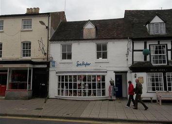 Thumbnail 2 bed flat to rent in High Street, Alcester, Alcester