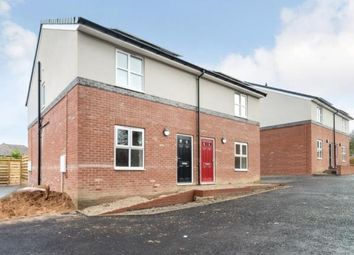 Thumbnail 3 bed semi-detached house for sale in George Street, North Wingfield, Chesterfield, Derbyshire