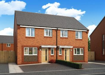 "Thumbnail 3 bed property for sale in ""The Kellington At Mill Brow"" at Central Avenue, Speke, Liverpool"