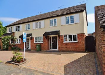 Thumbnail 3 bed end terrace house for sale in Coach Mews, Billericay