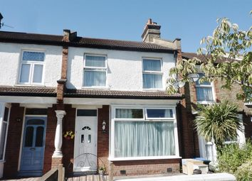 Thumbnail 3 bed terraced house for sale in Howarth Road, Abbey Wood, London