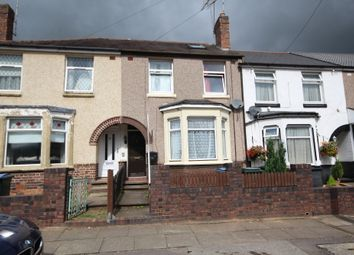 4 bed terraced house for sale in Lavender Avenue, Coventry CV6
