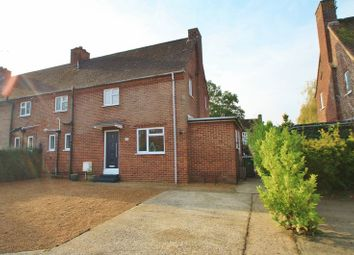 Thumbnail 3 bed semi-detached house for sale in Garton End, Crays Pond, Reading