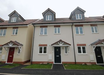Thumbnail 4 bed semi-detached house for sale in Broad Lane, Yate, Bristol