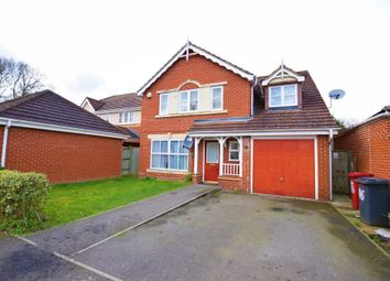 Thumbnail 4 bedroom detached house for sale in Hurworth Avenue, Slough