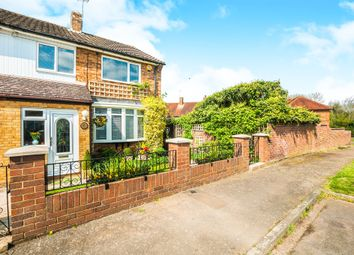 Thumbnail 2 bedroom end terrace house for sale in Sampsons Green, Slough