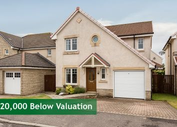Thumbnail 4 bed detached house for sale in Dobson Drive, Carnoustie, Angus