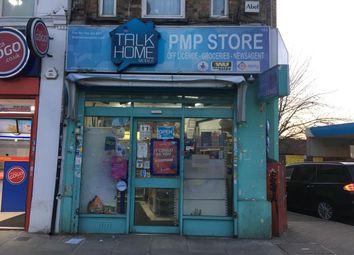 Thumbnail Retail premises for sale in Leytonstone Road, Stratford