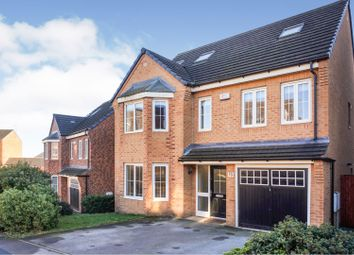 Thumbnail 5 bed detached house for sale in Waggon Road, Leeds