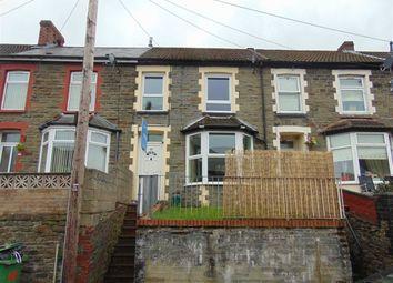 Thumbnail 3 bed terraced house to rent in Tyrfelin Street, Mountain Ash, Rhondda Cynon Taff