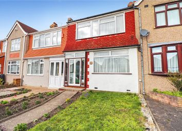 Thumbnail 3 bed terraced house for sale in Amberley Road, Abbey Wood, London