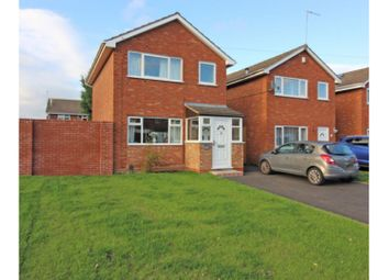 Thumbnail 3 bedroom detached house for sale in Whernside Drive, Wolverhampton