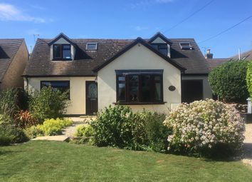 Thumbnail 4 bedroom detached bungalow for sale in Park Road, North Leigh, Witney