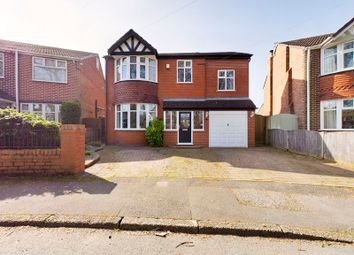 Thumbnail 4 bed detached house for sale in Dalton Gardens, Davyhulme, Trafford