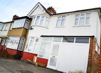 Thumbnail 4 bed semi-detached house to rent in The Croft, Sudbury