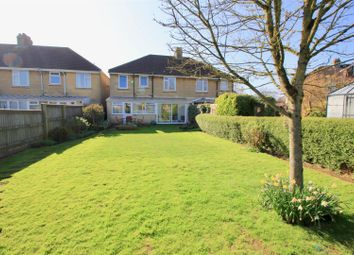 Thumbnail 5 bedroom semi-detached house for sale in Bradford Road, Combe Down, Bath