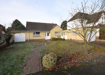 Thumbnail 2 bed bungalow for sale in Leicester Road, Glen Parva, Leicester