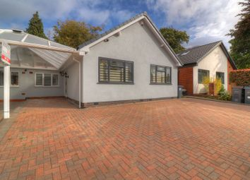 3 bed detached bungalow for sale in Wheaton Vale, Handsworth Wood, Birmingham B20