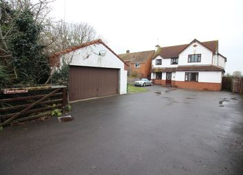 Thumbnail 5 bed detached house for sale in Main Road, Easter Compton, Bristol