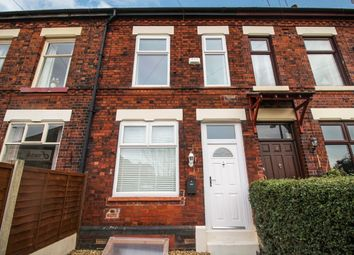 Thumbnail 2 bed terraced house to rent in Brighton Road, Heaton Norris, Stockport