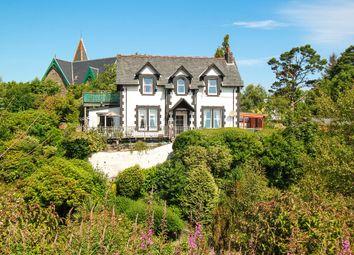 Thumbnail 5 bed detached house for sale in Laurel Road, Oban, Argyllshire