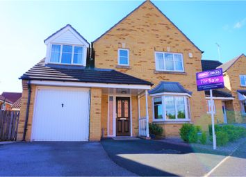 Thumbnail 4 bed detached house for sale in May Avenue, Leeds