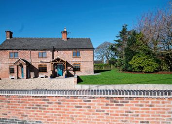 Thumbnail 4 bed detached house for sale in Church Broughton Road, Foston