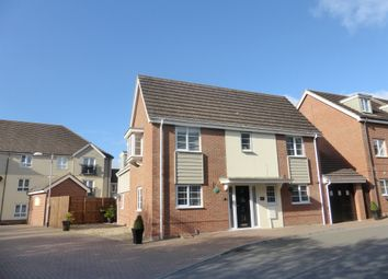 Thumbnail 4 bed detached house for sale in Magnolia Way, Costessey, Norwich