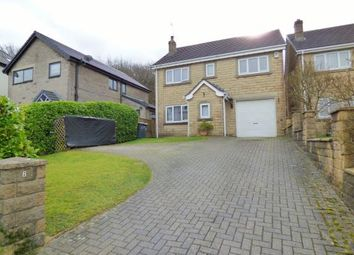 Thumbnail 4 bed detached house for sale in Holmfield, Buxton, Derbyshire