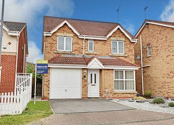 Thumbnail 4 bedroom detached house for sale in Farthing Drive, Kingswood, Hull