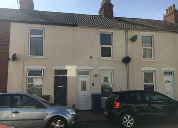 Thumbnail 2 bed terraced house to rent in Bulstrode Road, Ipswich