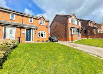 Thumbnail 3 bed semi-detached house for sale in Orchard Place, Cudworth, Barnsley
