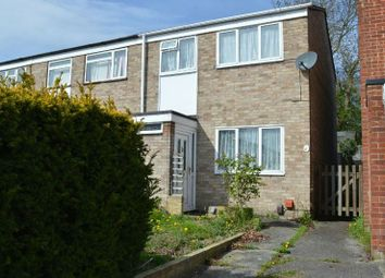 Thumbnail 3 bedroom end terrace house for sale in Angus Close, Chessington