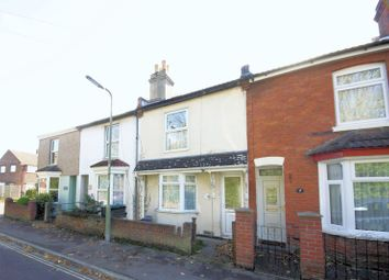 Thumbnail 3 bed terraced house for sale in Norman Road, Gosport