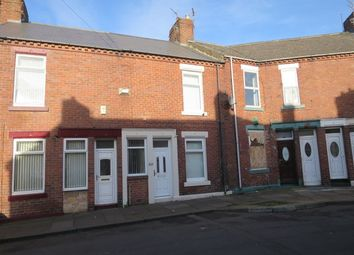 Thumbnail 2 bed terraced house for sale in Devonshire Street, South Shields