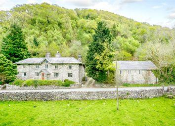 Thumbnail 8 bed detached house for sale in Maentwrog, Blaenau Ffestiniog, Gwynedd