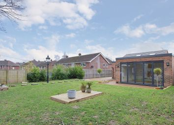 Thumbnail 3 bed bungalow for sale in Branksome Close, Chilbolton, Stockbridge