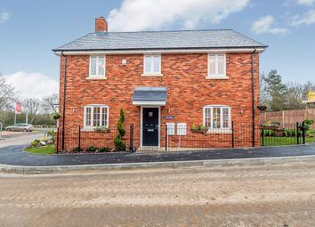 Thumbnail 4 bed detached house for sale in Fen Lane, Sawtry, Huntingdon