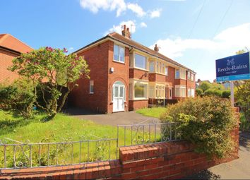Thumbnail 3 bed semi-detached house to rent in Belmont Avenue, Poulton-Le-Fylde
