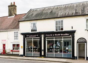 Thumbnail 2 bed flat for sale in High Street, Saxmundham