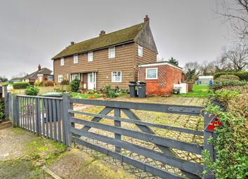 Thumbnail 3 bed semi-detached house for sale in Thorpe Lane, Eagle, Lincoln