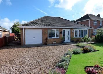 Thumbnail 2 bed detached bungalow for sale in Main Road, Covenham St. Bartholomew, Louth