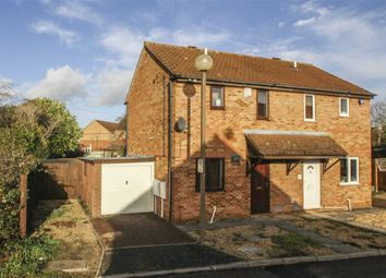 Thumbnail 2 bedroom semi-detached house to rent in Richborough, Bancroft, Milton Keynes