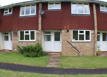 Thumbnail 3 bed terraced house to rent in Lamerton Close, Bordon