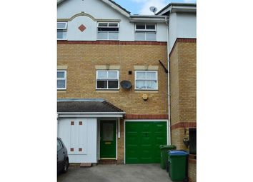 Thumbnail 3 bed property to rent in Ladys Close, Watford
