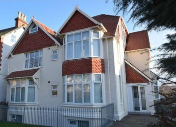 Thumbnail 2 bed flat to rent in Abbey Road, Llandudno